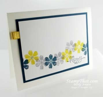 Bloomin' Marvelous stamp set