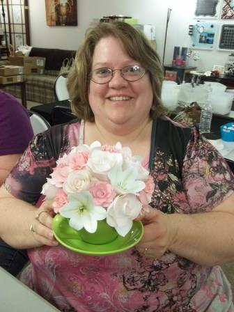Mother&#8217;s Day Floral Tea Cup Class