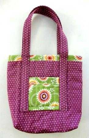 New Stampin' Up! Fabric Bags Available