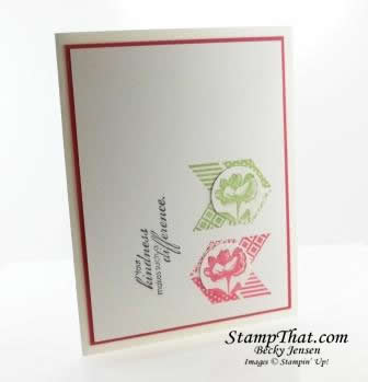 Stampin' Up! Oh, Hello Stamp Set