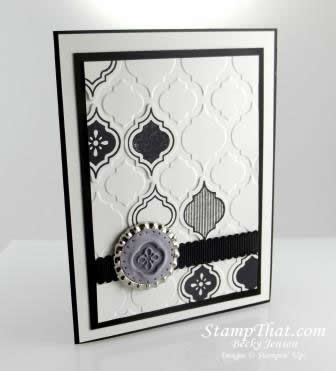 Stampin' Up! Mosaic Madness