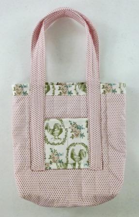 Stampin' Up! Fabric Bag