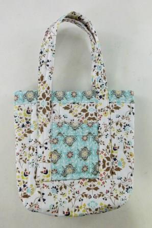 Comfort Cafe Handmade Bag