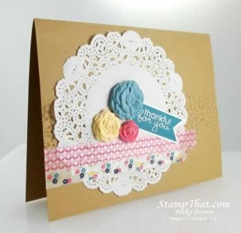 Stampin' Up! Washi Tape