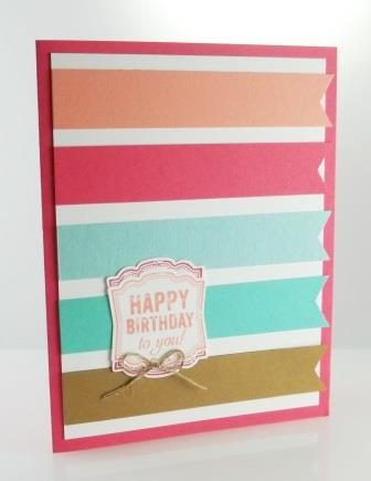 Stampin' Up! 2013 In Colors