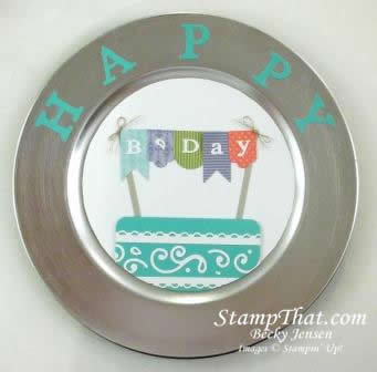 Stampin' Up! Charger