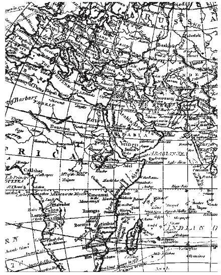 World-map-stamp