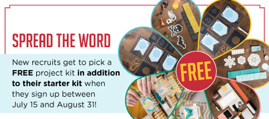 Join Stampin' Up! Special Offer