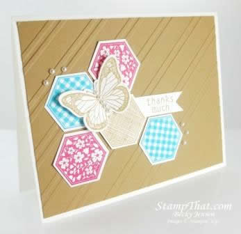 SU! Six-Sided Sampler stamp set