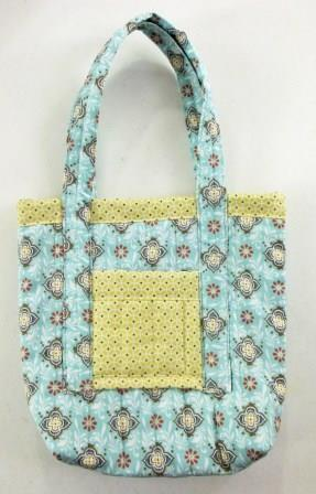Comfort Cafe fabric bag