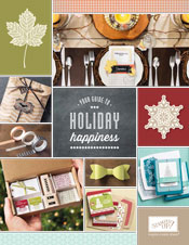 2013 Stampin' Up! Holiday Catalog