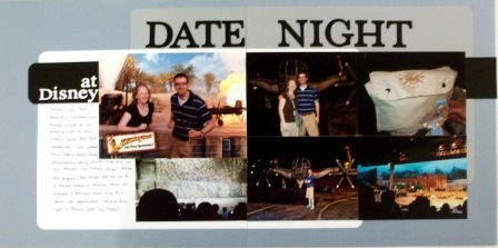 Date Night in Disney