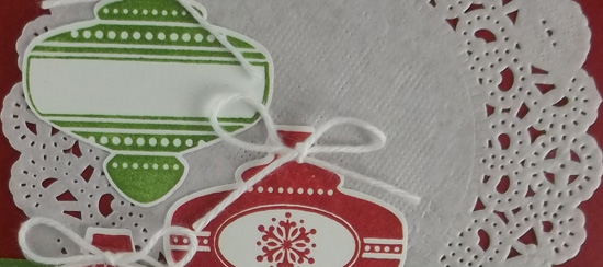 Christmas Collectibles Stamp of the Month Class