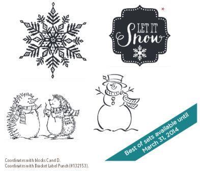 November Best of 25 stamp set