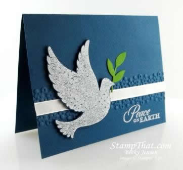 Stampin' Up! Calm Christmas