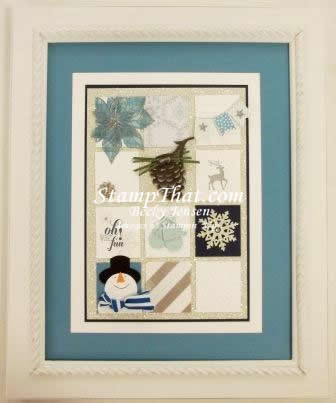 Winter Sampler Stampin' Up!