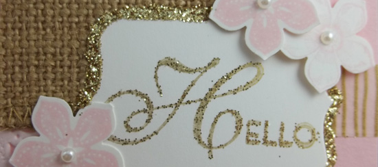 Petite Petals Stamp of the Month