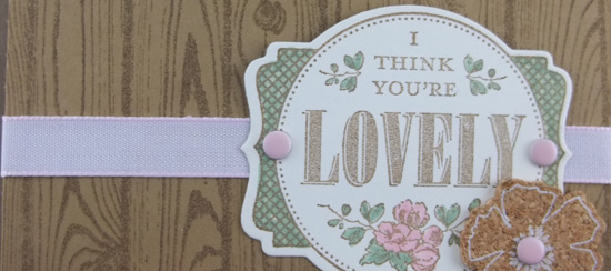 Free Stamp Set – You're Lovely