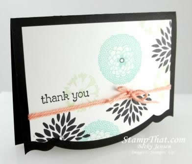 Petal Parade Sale-A-Bration stamp set