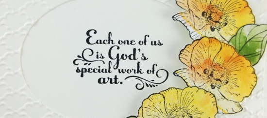 Happy Watercolor & Trust God Stamp Sets