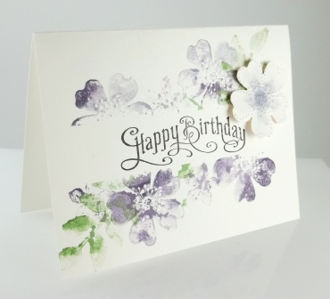 Perfectly Penned stamp set