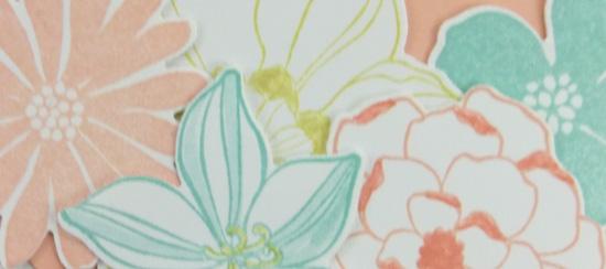 Framelit Festivities Secret Garden Card
