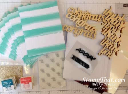 Stampin' Up! Kit by Mail