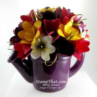 Spring Bouquet Class