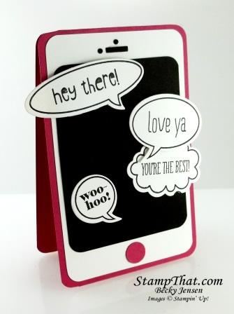 Smart Phone Card