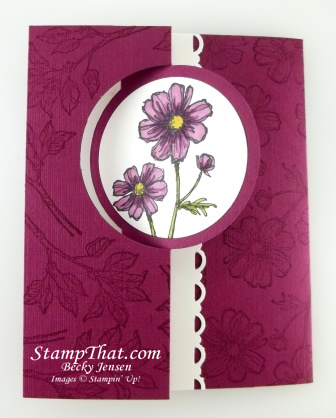 Bloom with Hope Hostess stamp set
