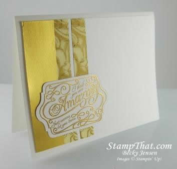 Stamping classes