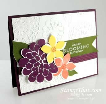 Flower Patch Stampin' Up!