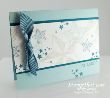 Stampin' Up! Be the Star