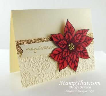 Joyful Christmas stamp set