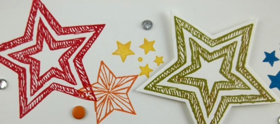 Be the Star Stamp of the Month Classes Today!