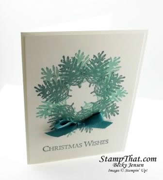 Stampin' Up! Ornamental Pine