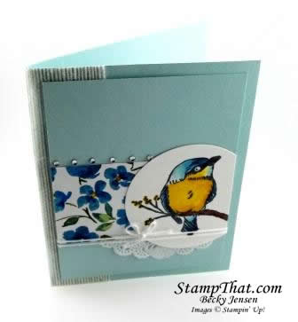 A Happy Thing stamp set