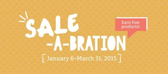 Sale-A-Bration Club 2015