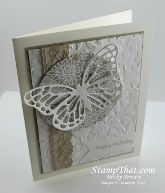 Stampin' Up! And Many More stamp set
