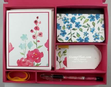 Handmade Stationary Set