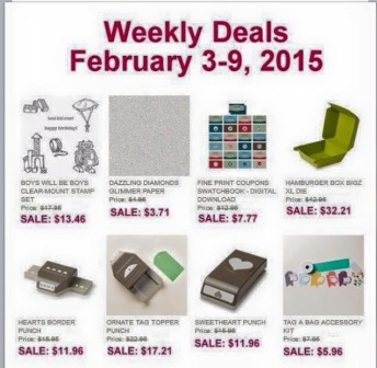 Stampin' Up! Deals