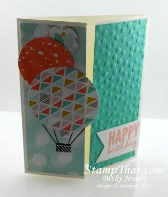 Stampin' Up! Celebrate Today stamp set