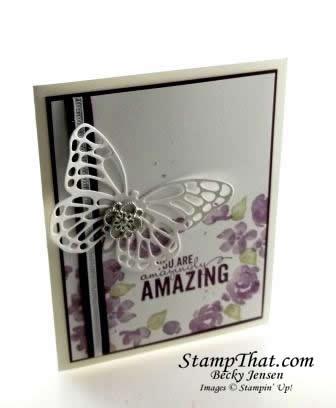 Petite Petals stamp set