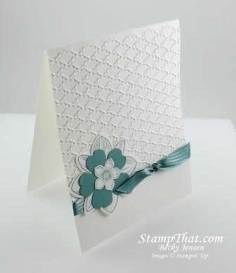 Stampin' Up! Easy Card