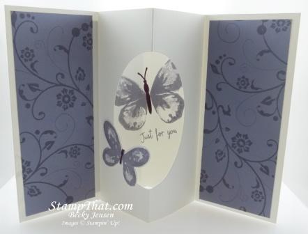 Fancy Folds Card