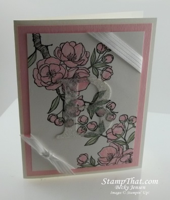 Stampin' Up! Indescribable Gift stamp set