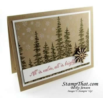Stampin' Up! Wonderland