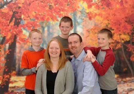 Jensen Family