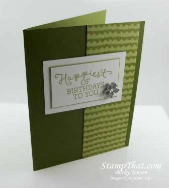 Birthday Card - handmade