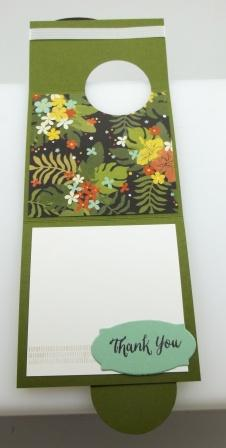 Stampin' Up! Fancy Fold Class